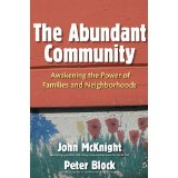 "Insights from ""The Abundant Community"""