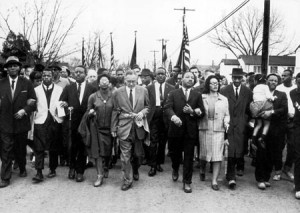 Selma and White Moderate Christians